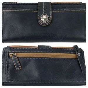 Fossil what vintage are you? Wallet